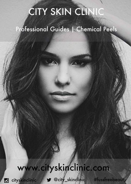 Chemical peels professional guide