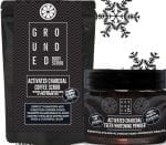 Image of Grounded Coffee and Charcoal kit for christmas beauty gifts guide