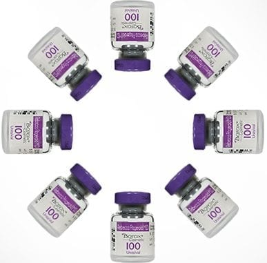 Image of botox vials for botox guide