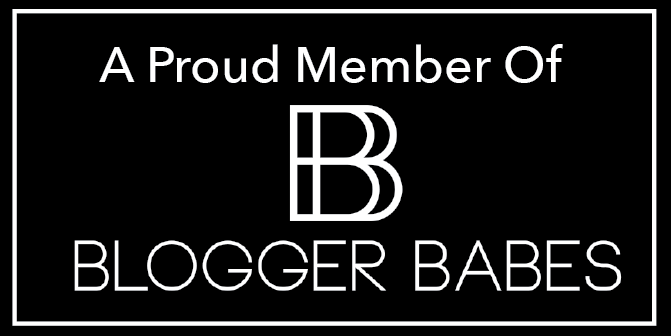 We're Joining Blogger Babes!!