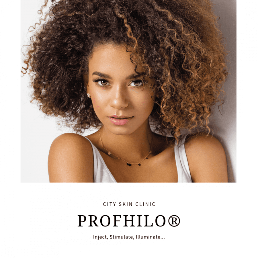 Image of model for profhilo reviiews of profhilo injectable moisturiser treatment in london